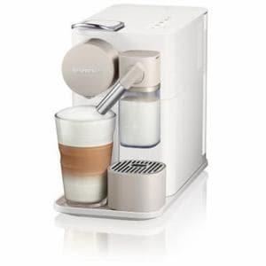 ネスプレッソ F111WH カプセル式コーヒーメーカー 「ラティシマ・ワン」 シルキーホワイト