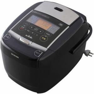 アイリスオーヤマ KRC-IC50-B IHジャー炊飯器 5.5合炊き ブラック