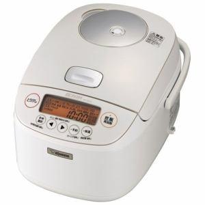 象印 NP-BH18-WA 圧力IH炊飯ジャー 「極め炊き」 (1升) ホワイト
