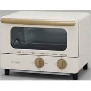 アイリスオーヤマ EOT-R1001-C オーブントースター 「ricopa(リコパ)」(1000W)アイボリー
