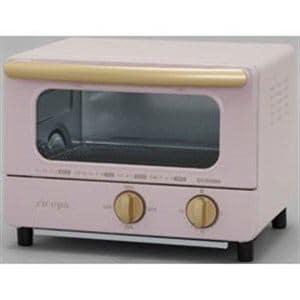 アイリスオーヤマ EOT-R1001-PA オーブントースター 「ricopa(リコパ)」(1000W)アッシュピンク