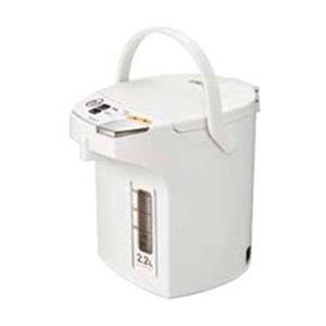 ピーコック WMJ-22-W 電動給湯ポット 2.2L ホワイト