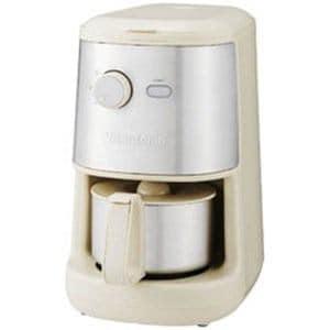 ビタントニオ VCD-200I 全自動コーヒーメーカー アイボリー