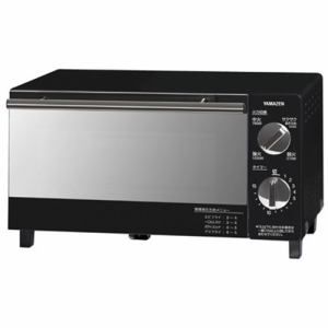 山善 YTBS-D101(B) オーブントースター ブラック