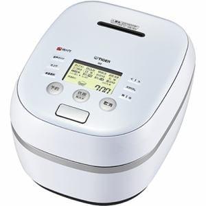 タイガー JPH-A101-WE 土鍋圧力IH炊飯ジャー 「炊きたて」 (5.5合) アーバンホワイト