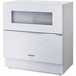 パナソニック NP-TZ100-W 食器洗い乾燥機 ホワイト
