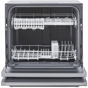 パナソニック NP-TZ100-S 食器洗い乾燥機 シルバー