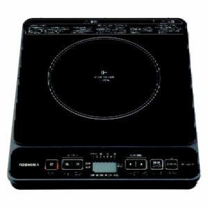 東芝 MR-S20M-K 卓上型IH調理器 (1口) ブラック