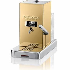 ルカフェ GOLD Lucaffe コーヒーマシン Piccola ゴールド