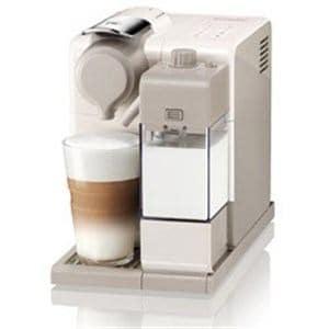 ネスレネスプレッソ F521WH カプセル式コーヒーメーカー 「ラティシマ・タッチ プラス」  ホワイト 1杯