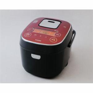 炊飯器 アイリスオーヤマ KRC-IE10-B 銘柄炊き IHジャー炊飯器 10合 ブラック 一升 1升