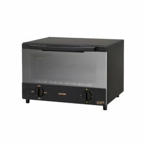アイリスオーヤマ KSOT-012-B スチームオーブントースター 4枚焼き ブラック