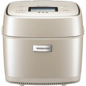 三菱 NJ-SWA06-W IHジャー炊飯器 3.5合炊き 本炭釜 白和三盆