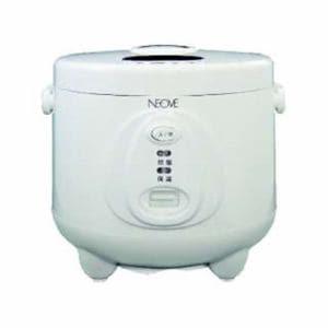 炊飯器 3合 NEOVE RRSAT30WT 単機能炊飯器