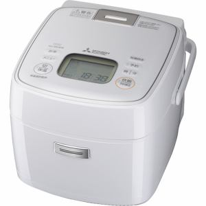 三菱 NJ-SEA06-W IHジャー炊飯器 3.5合炊き ピュアホワイト