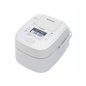 パナソニック SR-VSX189-W スチーム&可変圧力IHジャー炊飯器 1升炊き ホワイト