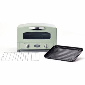 アラジン CAT-GS13B/G グラファイトトースター グリーン オーブントースター