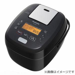 パナソニック SR-PA189-K 可変圧力IHジャー炊飯器 1升炊き ブラック
