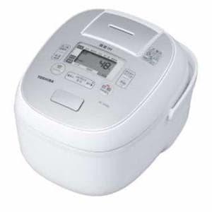 東芝 RC-10VRN-W 炊飯器 グランホワイト (5.5合 /IH /4.7kg)