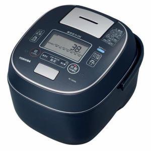 東芝 RC-10VXN-L 炊飯器 インディゴブルー (5.5合 /圧力IH /5.8kg)