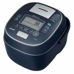東芝 RC-18VXN-L 炊飯器 インディゴブルー (1升 /圧力IH /7.1kg)