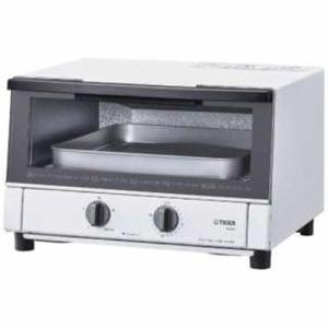 タイガー魔法瓶 KAM-R130-WM オーブントースター やきたて マットホワイト