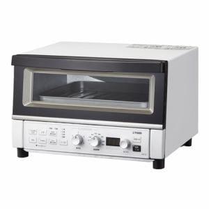 タイガー KAT-A130-WM コンベクションオーブン&トースター マットホワイト