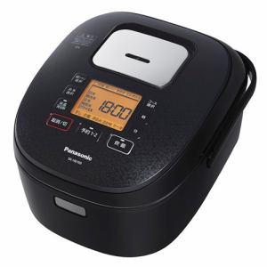 パナソニック SR-HB109-K IH炊飯ジャー 5.5合炊き ブラック