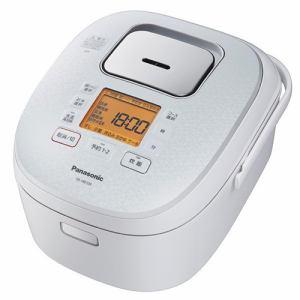 パナソニック SR-HB109-W IH炊飯ジャー 5.5合炊き ホワイト