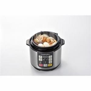 ショップジャパン CKP001KD 電気圧力鍋 クッキングプロ 3.2L