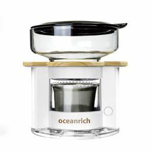 oceanrich UQ-CR8200WH 自動ドリップ・コーヒーメーカー ホワイト