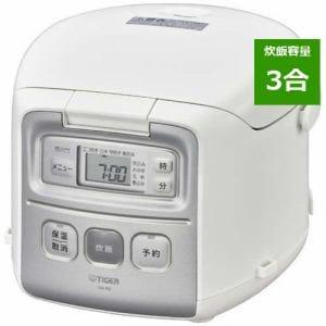 タイガー JAI-R552W マイコン炊飯器 炊きたて 3合炊き ホワイト