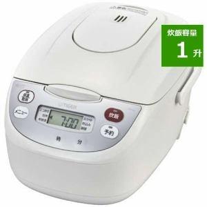 炊飯器 タイガー JBH-G182W マイコン炊飯器 炊きたて 1升炊き ホワイト 一升 1升
