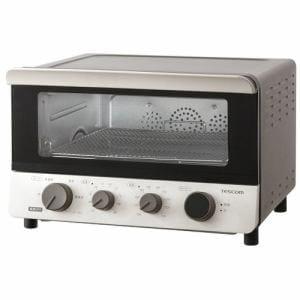 テスコム TSF601-C 低温コンベクションオーブン コンフォートベージュ トースター 4枚