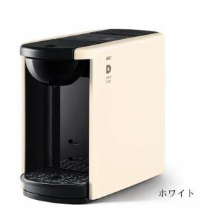 UCC上島珈琲 DP3 コーヒーメーカー DRIP POD ホワイト