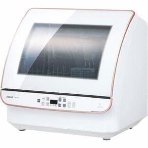 アクア ADW-GM2(W) 食器洗い機 ホワイト 食洗機