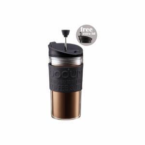 ボダム K11102-01 トラベルプレスセット 350ml ブラック