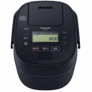お手入れ簡単 炊飯器 パナソニック SR-MPA100 IHジャー炊飯器 5.5合炊き ブラック 5.5合