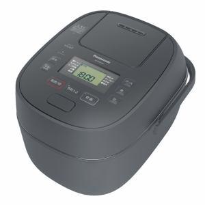 炊飯器 パナソニック SR-MPB100 IHジャー炊飯器 5.5合炊き グレー 5.5合