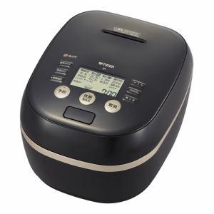 炊飯器 タイガー JPH-G100K 土鍋圧力IH炊飯器 炊きたて ご泡火炊き 5.5合炊き ブラック 5.5合