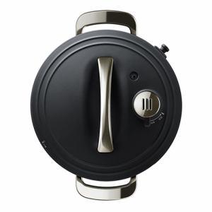 A-Stage PCH-20LB Re・De Pot 電気圧力鍋 2L ブラック 圧力鍋