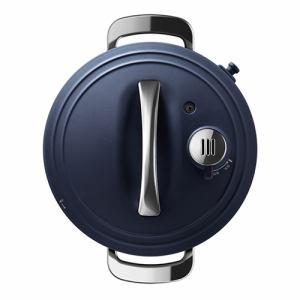A-Stage PCH-20LN Re・De Pot 電気圧力鍋 2L ネイビー 圧力鍋