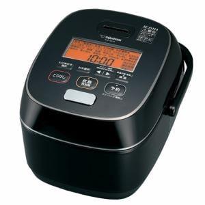 炊飯器 象印 NW-JW10-BA 圧力IH炊飯器  5.5合炊き ブラック 5.5合