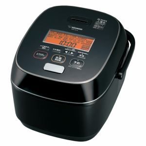 炊飯器 象印 NW-JW18-BA 圧力IH炊飯器  1.0升炊き ブラック 一升 1升