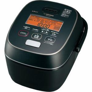 炊飯器 象印 NW-PS10-BZ [圧力IH炊飯器 炎舞炊き 豪炎かまど釜 5.5合炊き 濃墨(こずみ) 5.5合
