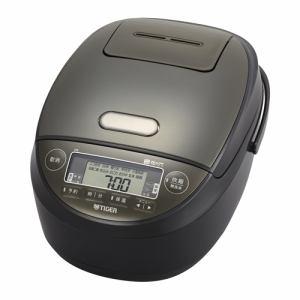 炊飯器 タイガー JPK-H100K 圧力IH炊飯器 炊きたて 5.5合炊き ブラック 5.5合