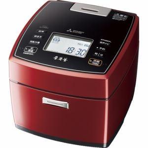 炊飯器 三菱 NJ-VWB10-R IHジャー炊飯器 5.5合炊き 赤紅玉 5.5合