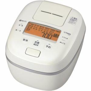 炊飯器 タイガー JPI-A100 WO 圧力IH炊飯器 炊きたて ご泡火炊き 5.5合炊き オフホワイト 5.5合