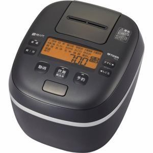 炊飯器 タイガー JPI-A100 KO 圧力IH炊飯器 炊きたて ご泡火炊き 5.5合炊き オフブラック 5.5合