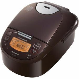 炊飯器 パナソニック SR-FD100-T IH炊飯器 ダイヤモンド銅釜 5.5合炊き ブラウン 5.5合